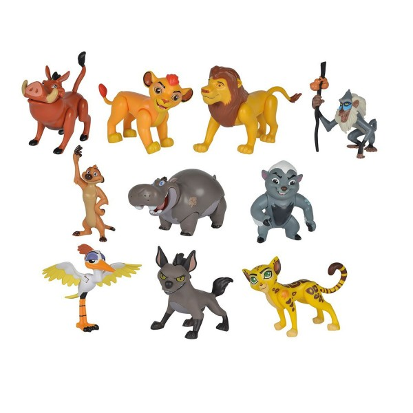 Figurines Le Roi Lion - Smoby-109318725