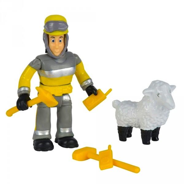 figurines sam le pompier elvis toudou jeux et jouets smoby avenue des jeux. Black Bedroom Furniture Sets. Home Design Ideas