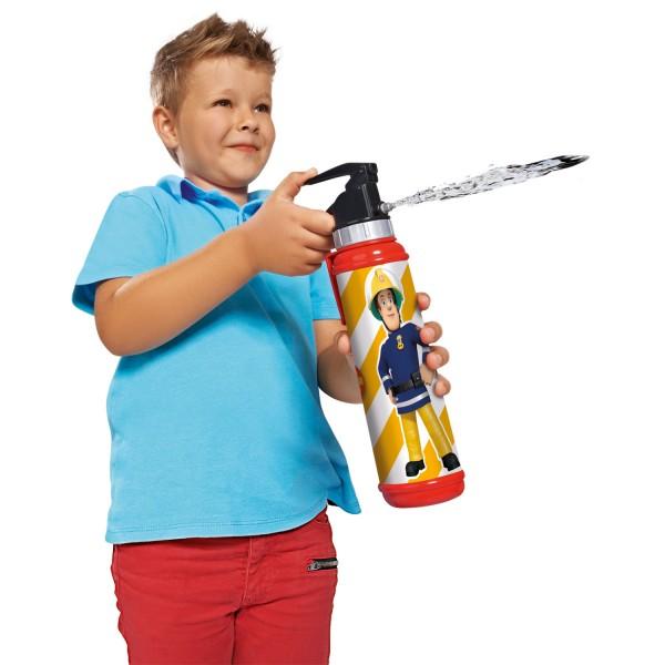 pistolet eau extincteur sam le pompier jeux et jouets smoby avenue des jeux. Black Bedroom Furniture Sets. Home Design Ideas