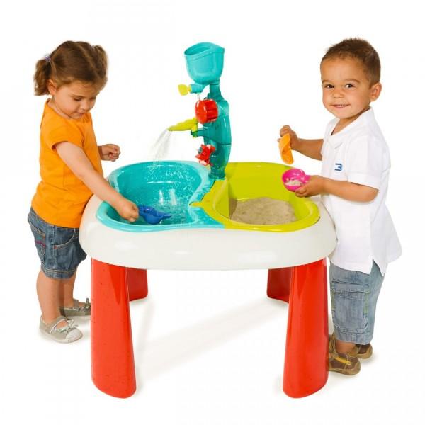 table sable et eau jeux et jouets smoby avenue des jeux. Black Bedroom Furniture Sets. Home Design Ideas