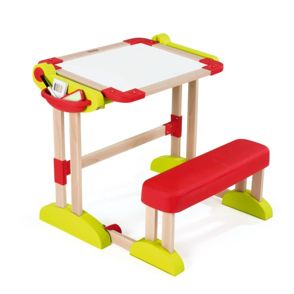 tableau et bureau modulo space jeux et jouets smoby avenue des jeux. Black Bedroom Furniture Sets. Home Design Ideas