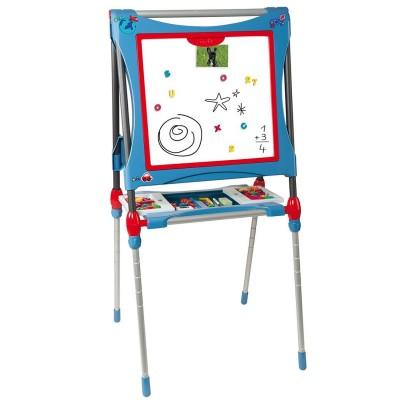 tableau volutif bleu jeux et jouets smoby avenue des jeux. Black Bedroom Furniture Sets. Home Design Ideas