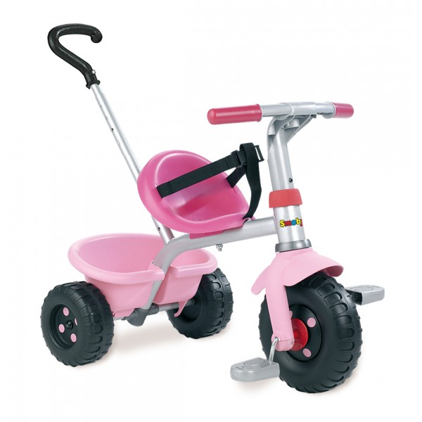 Tricycle Be Fun : Girl - Smoby-444355