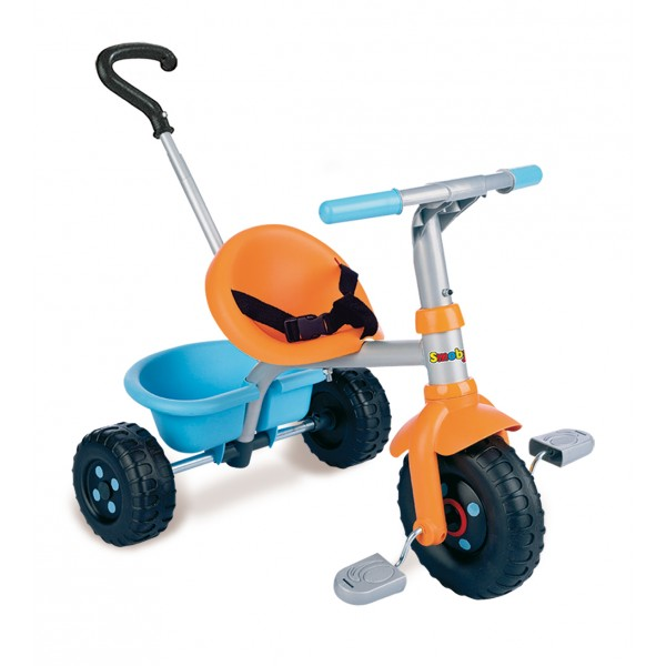 Tricycle Be Fun : Mixte - Smoby-444215