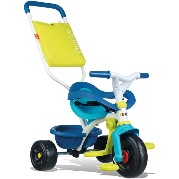 Tricycle Be Fun Confort : Bleu - Smoby-7/740405