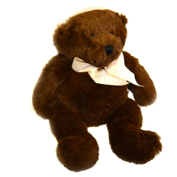 Peluche ours brun - SoftFriends-HS-29066C