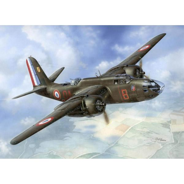 Maquette avion : Boston Mk.IV/V  - Specialhobby-100-SH72413