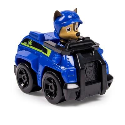 mini v hicule de secours pat 39 patrouille paw patrol chase jeux et jouets spin master. Black Bedroom Furniture Sets. Home Design Ideas