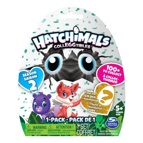 Hatchimals surprise : Saison 2 - SpinM-6041314