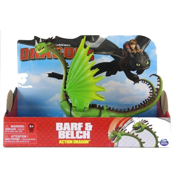 Figurine d'action Dragons : Barf et Belch - SpinM-6037422-20087438