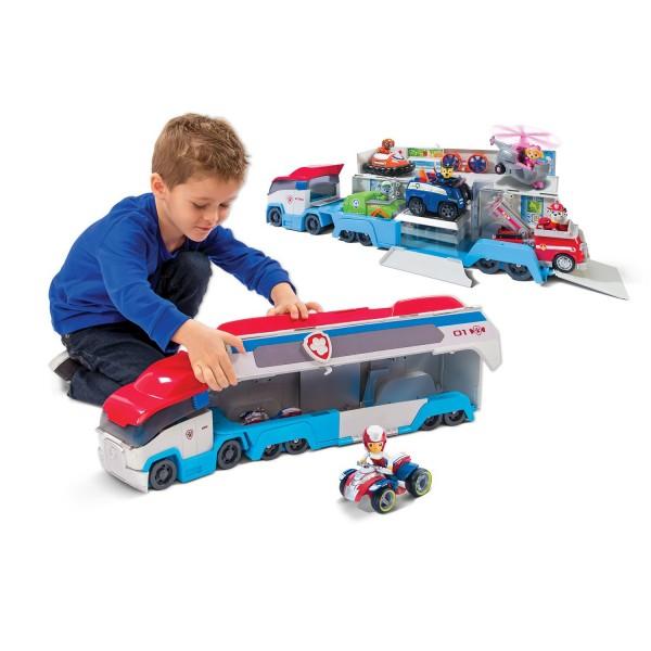 camion pat 39 patrouilleur paw patrol jeux et jouets spin. Black Bedroom Furniture Sets. Home Design Ideas