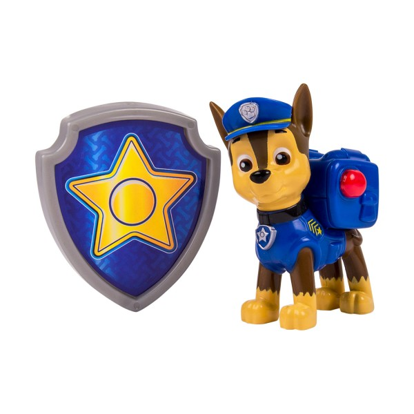 figurine pat 39 patrouille paw patrol sac dos chase jeux et jouets spin master avenue. Black Bedroom Furniture Sets. Home Design Ideas
