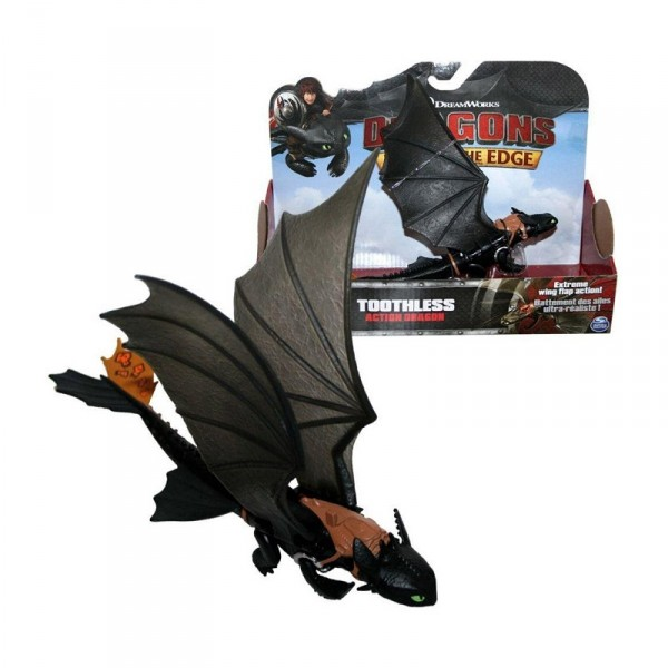 Figurines d'action Dragons : Krokmou - SpinM-6037422-20071946