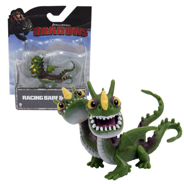 Mini figurines Dragons : Hideux Braguetaure Prout et Pète - SpinM-6037420-20064414