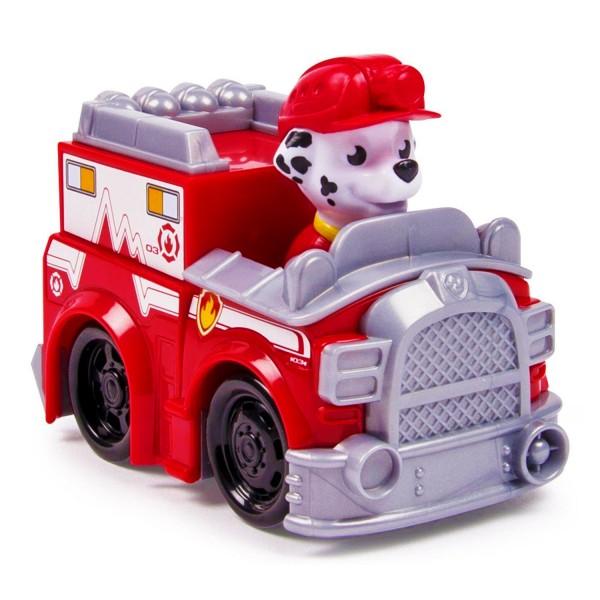 mini v hicules de secours pat 39 patrouille camion de pompier de marcus jeux et jouets spin. Black Bedroom Furniture Sets. Home Design Ideas