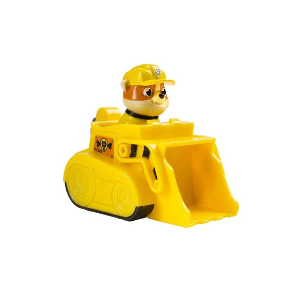 mini v hicule de secours pat 39 patrouille bulldozer de ruben jeux et jouets spin master. Black Bedroom Furniture Sets. Home Design Ideas