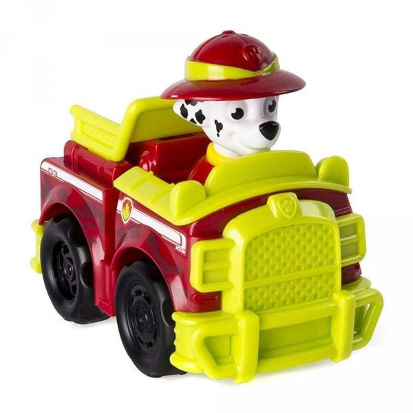 mini v hicule de secours pat 39 patrouille paw patrol jungle rescue marcus jeux et jouets. Black Bedroom Furniture Sets. Home Design Ideas