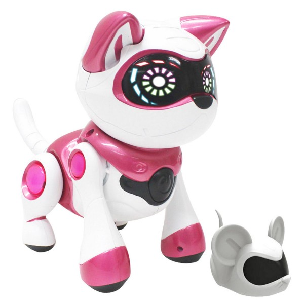 Animal Robot : Teksta Kitty (Chat) - SplashToys-30636