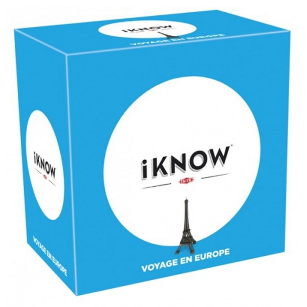 iKNOW Voyage en Europe - Tactic-41331