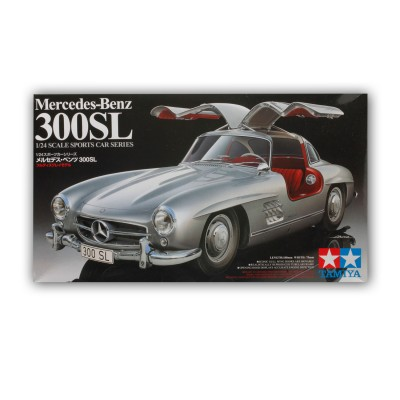 maquette mercedes benz 300sl jeux et jouets tamiya avenue des jeux. Black Bedroom Furniture Sets. Home Design Ideas