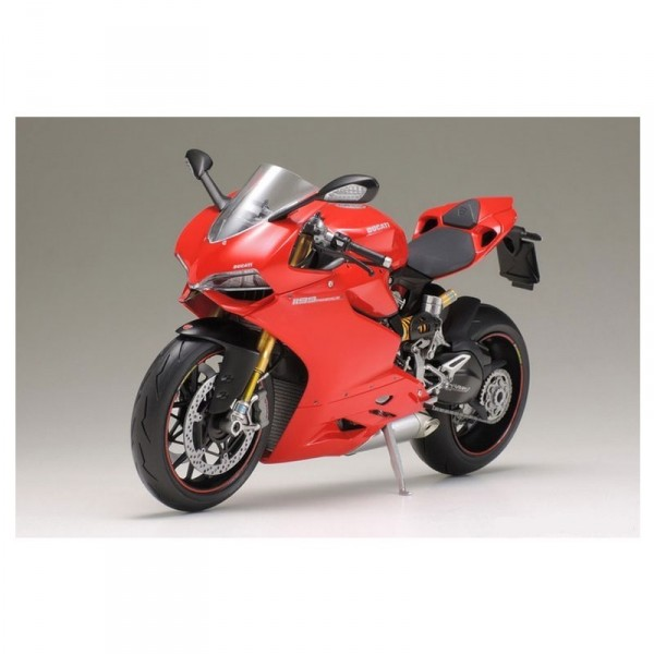 Maquette Moto : Ducati 1199 Panigale S - Tamiya-14129
