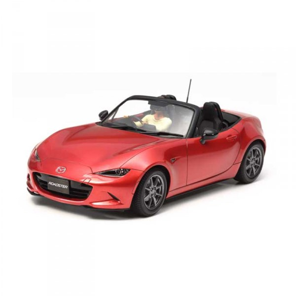 Maquette voiture : Mazda Roadster MX-5 - Tamiya-24342