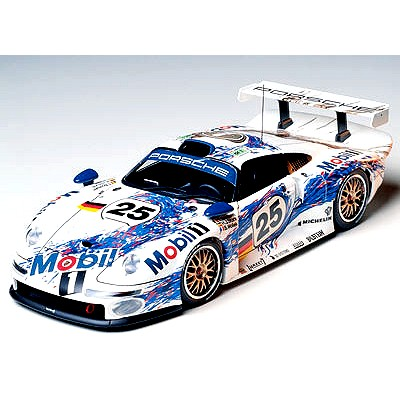 maquette voiture porsche 911 gt1 jeux et jouets tamiya avenue des jeux. Black Bedroom Furniture Sets. Home Design Ideas