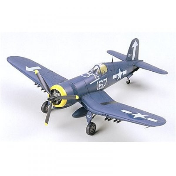 Maquette avion : Vought F4U - 1D Corsair - Tamiya-61061