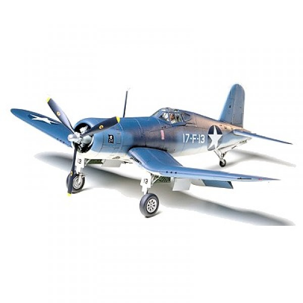 Maquette avion : Vought F4U1 Corsair - Tamiya-61046