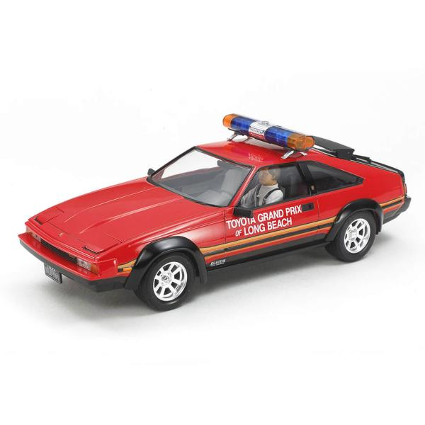 Maquette voiture : Toyota Celica Supra Long Beach GP - Tamiya-24033