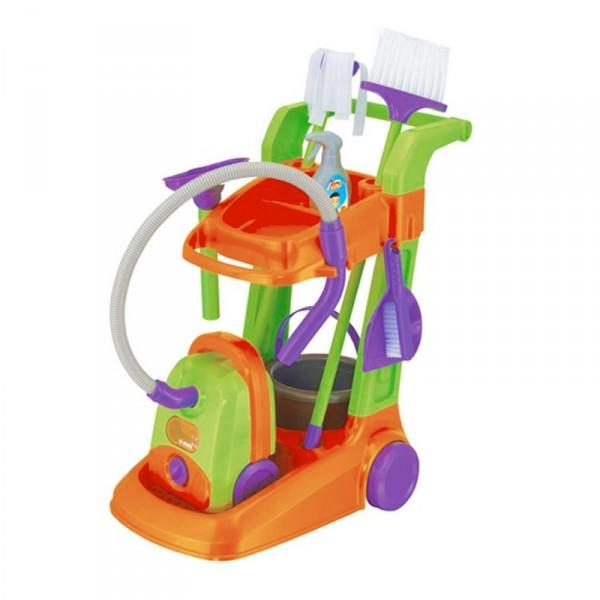 chariot de m nage fonctions jeux et jouets tim lou avenue des jeux. Black Bedroom Furniture Sets. Home Design Ideas