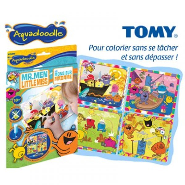 Mini Aquadoodle Mr et Mme - Tomy-71166