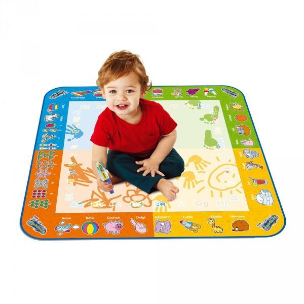 tapis aquadoodle couleurs classiques jeux et jouets tomy avenue des jeux. Black Bedroom Furniture Sets. Home Design Ideas