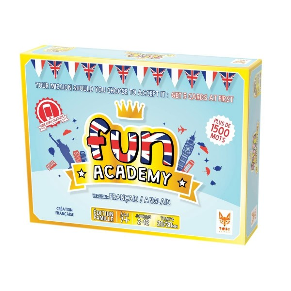 Fun academy - TopiGames-FUN-AN-15900