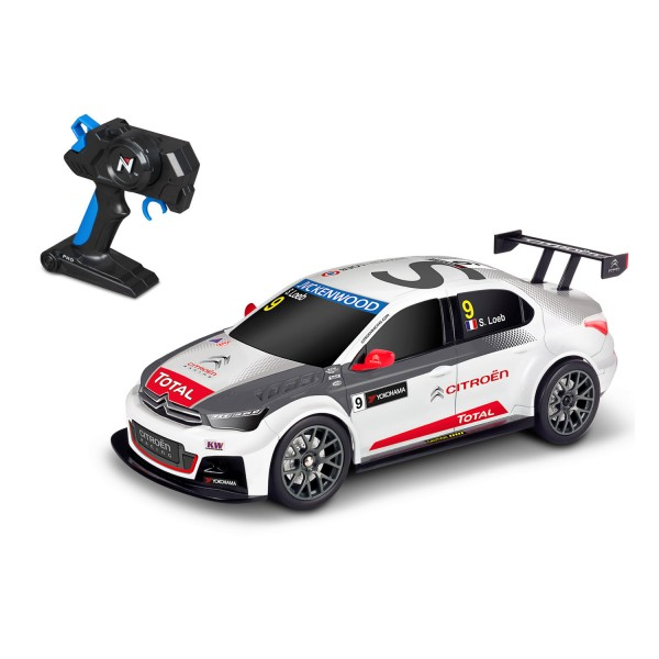 voiture radiocommand e citro n c elys e wtcc 2015 1 16 jeux et jouets toystate avenue des jeux. Black Bedroom Furniture Sets. Home Design Ideas