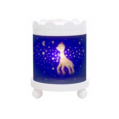 veilleuse lanterne magique sophie la girafe. Black Bedroom Furniture Sets. Home Design Ideas