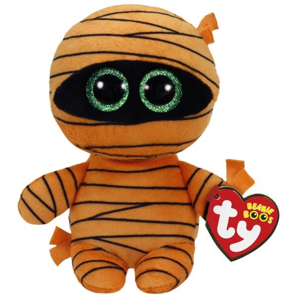 Peluche Beanie Boo s Small   Mask la Momie - Jeux et jouets TY ... 98f65f9b6921