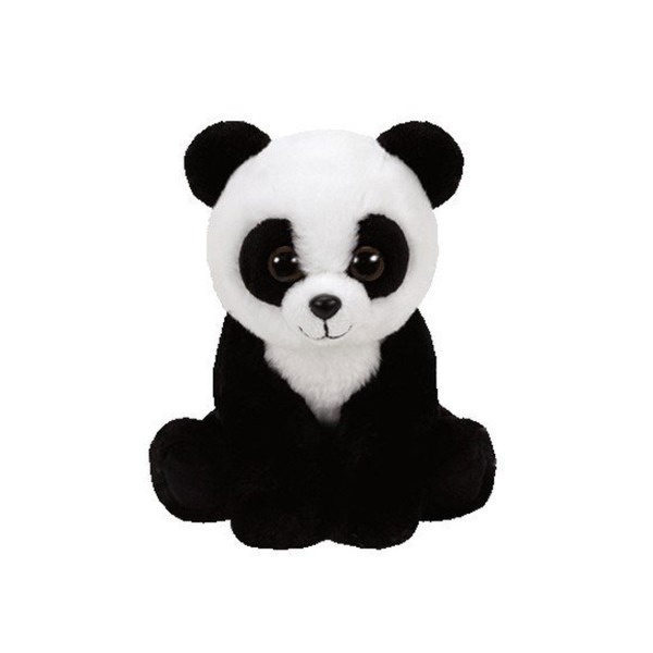 Peluche Beanie Boo s - Baboo le Panda - Jeux et jouets TY - Beanie ... e02549dae8dd