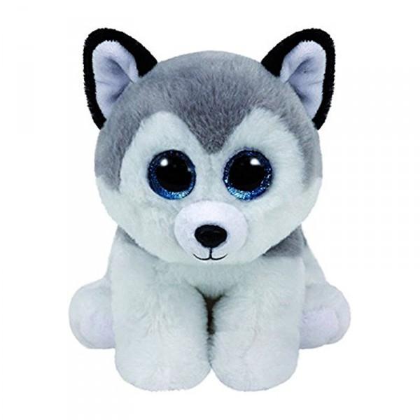 Peluche Beanie Boo s Small   Buff le husky - Jeux et jouets TY ... 4487c33ab013