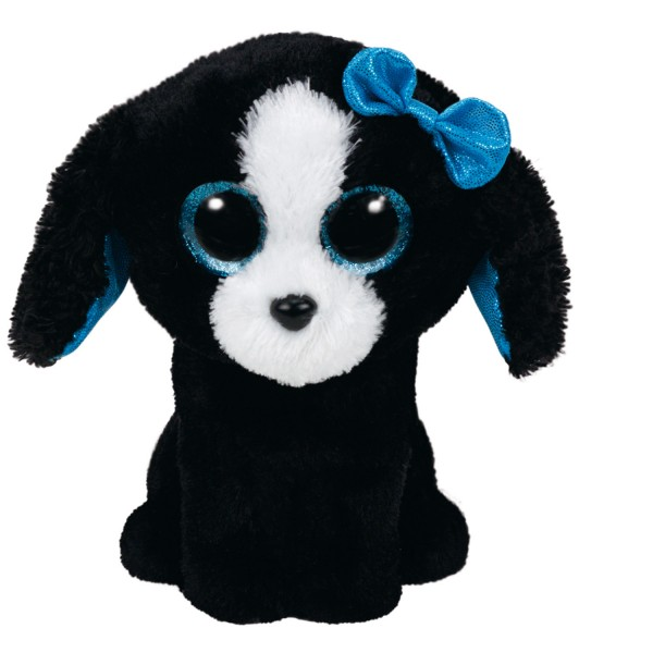 Peluche Beanie Boo's Small : Tracey le Chien - BeanieBoos-TY37191