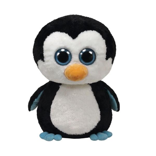peluche ty beanie boo 39 s large pingouin jeux et jouets ty beanie boo 39 s avenue des jeux. Black Bedroom Furniture Sets. Home Design Ideas