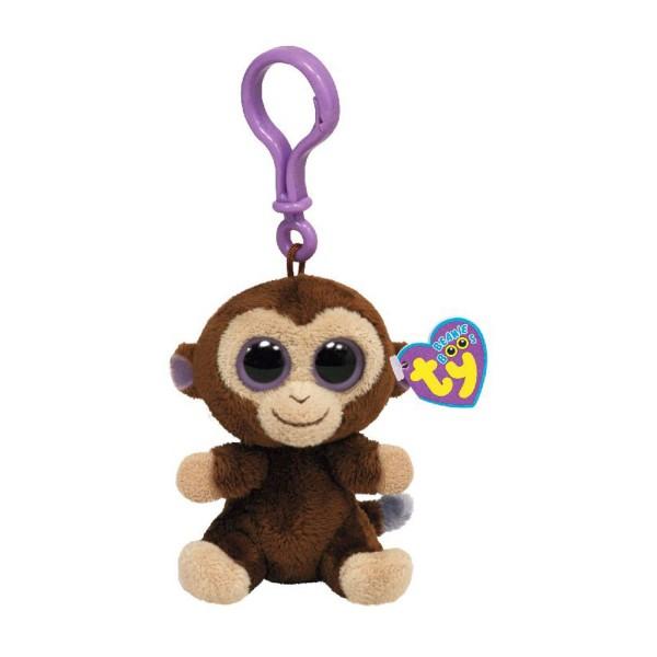 Porte-clés TY Beanie Boo s   Coconut le singe - Jeux et jouets TY ... a55002bdbd8a