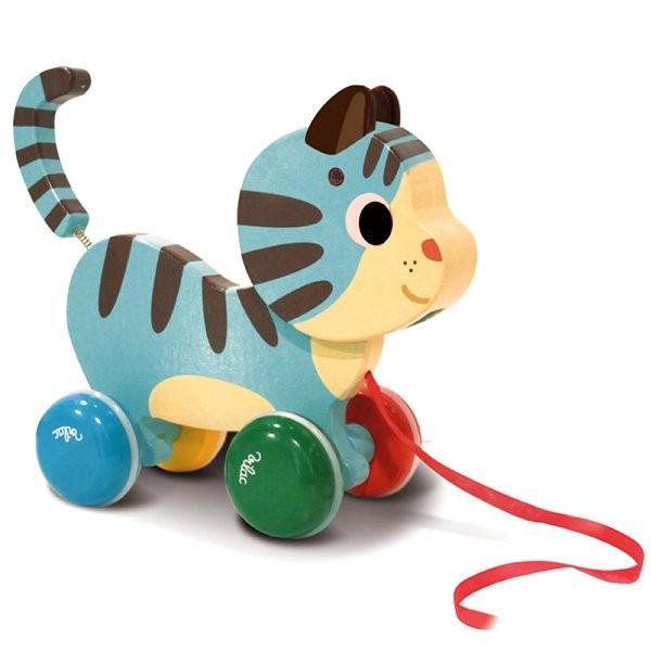 jouet 224 tirer marcel le chat jeux et jouets vilac