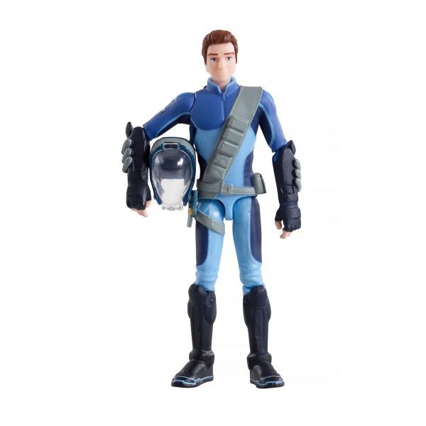 Figurine Thunderbirds : Scott Tracy - Vivid-90285.5200
