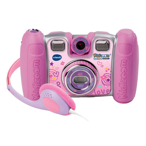 Kidizoom Twist rose - Vtech-140855