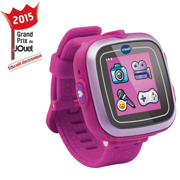 Montre électronique Kidizoom Smart Watch : Mauve - Vtech-161815