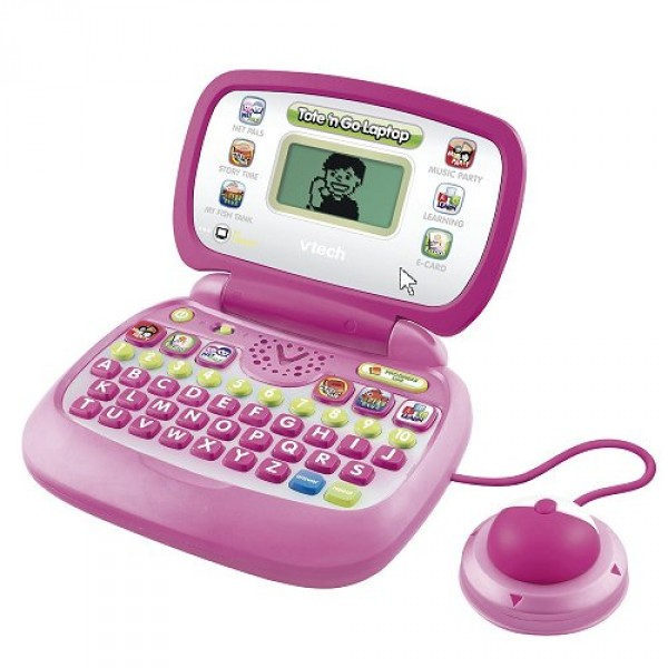 Ordinateur Genius malice connect : Rose - Vtech-120555