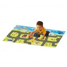 tapis de jeu la ferme jeux et jouets papo avenue des jeux. Black Bedroom Furniture Sets. Home Design Ideas