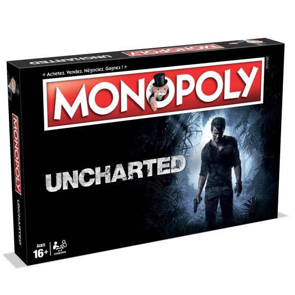 Monopoly Uncharted - Winning-998