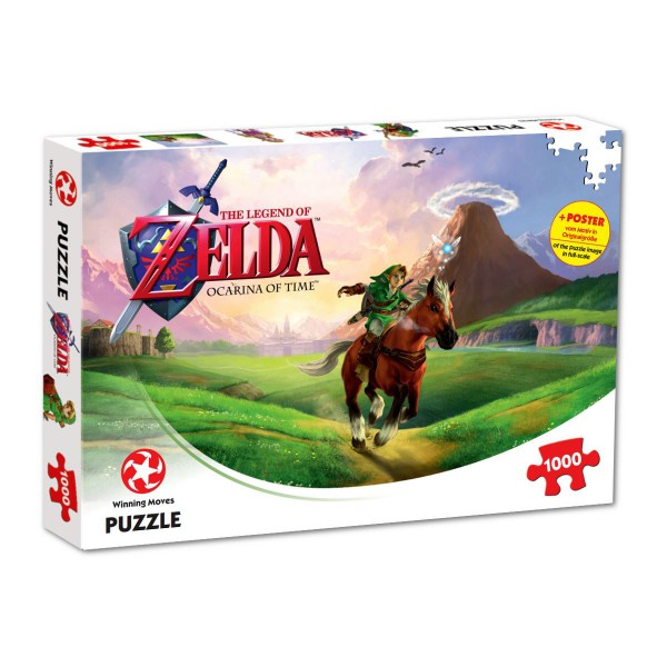 Puzzle The Legend of Zelda : Ocarina Of Time - Winning-2950